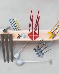 Fabriquez vos tables hautes et basse avec nos Pieds et plateau DIY