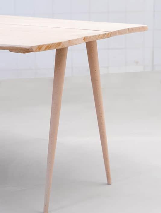 Sti k fabricant de pieds de table et plateau en bois design for Pieds de table design pas cher