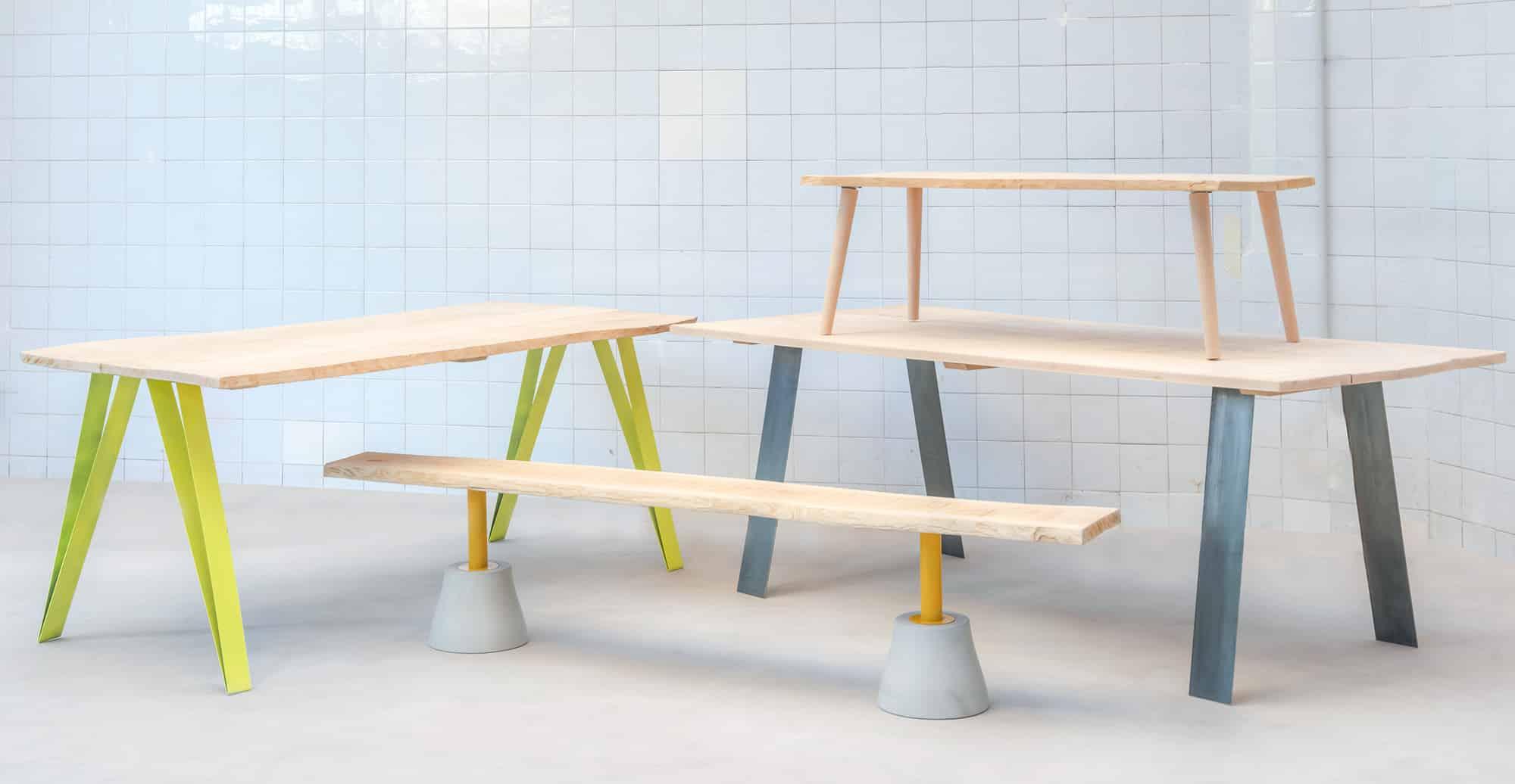 plateaux en bois massif plizzz timber snow oak et soft a vos mesures fabricant de pieds. Black Bedroom Furniture Sets. Home Design Ideas