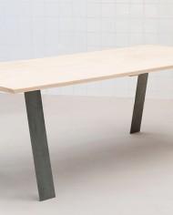 pied-de-table-metal-deco industriel loft
