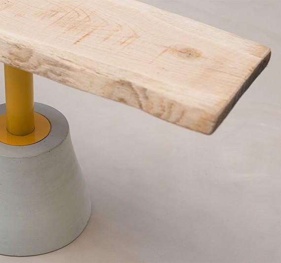 plateaux en ch ne massif timber fabricant de pieds de table et plateau en bois design. Black Bedroom Furniture Sets. Home Design Ideas
