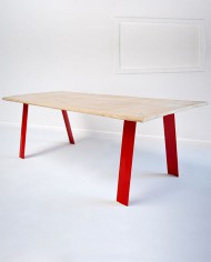 Table-plateau-TIMBER-chene-massif–et-pied-GAT_0-rouge