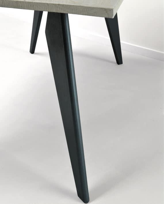 Pieds De Table Et Meuble Design En Bois Style Scandinave Ikea Diy