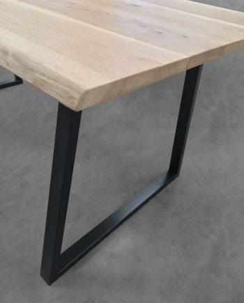 Pied rectangle ilot et table