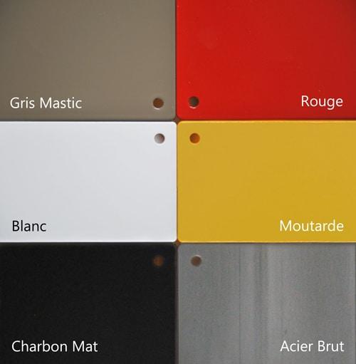 coloris pied de meuble