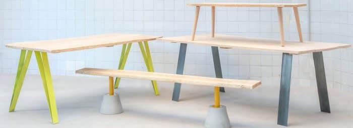 fabricant pied de meuble metal et bois