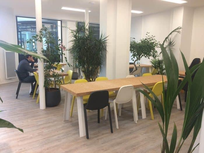 pieds de tables Bureaux, espaces de Co-working, Home Office